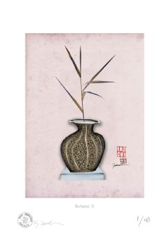 Ikebana - Artist Signed Numbered Prints